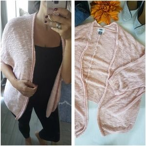 OLD NAVY PINK OPEN CARDIGAN 🍁🍂